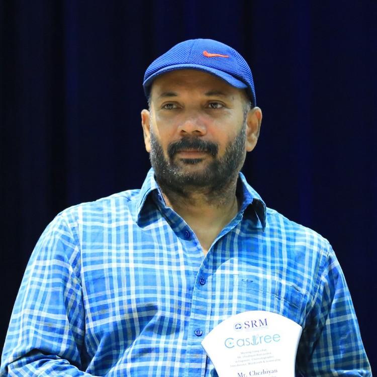Chezhiyan, Director ToLet - Casttree Event 2018