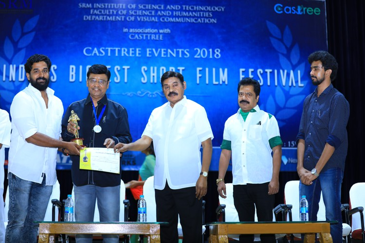 Best Director - Casttree event 2018