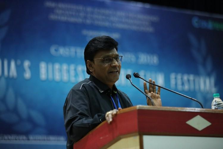 Bhagyaraj Speech - Casttree event 2018