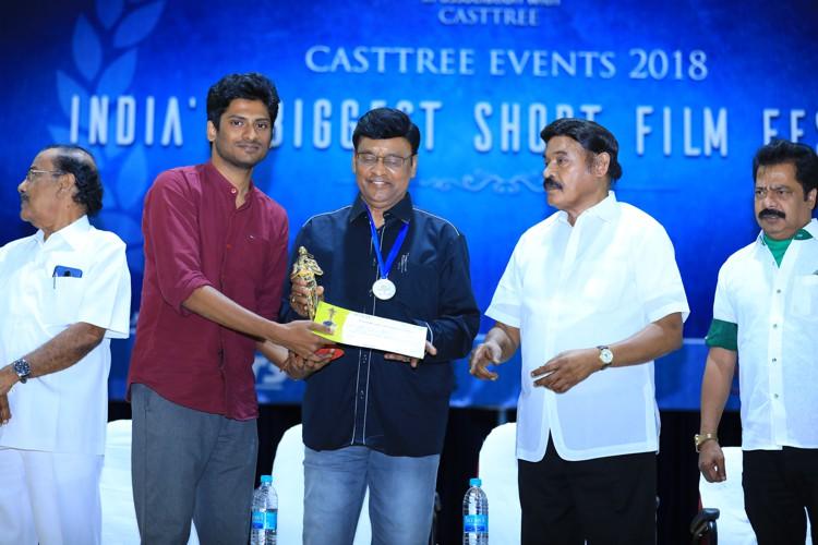 Best Editor - Casttree event 2018