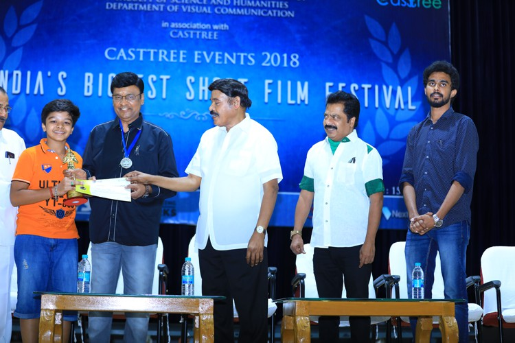 Best Performance Male - Casttree event 2018