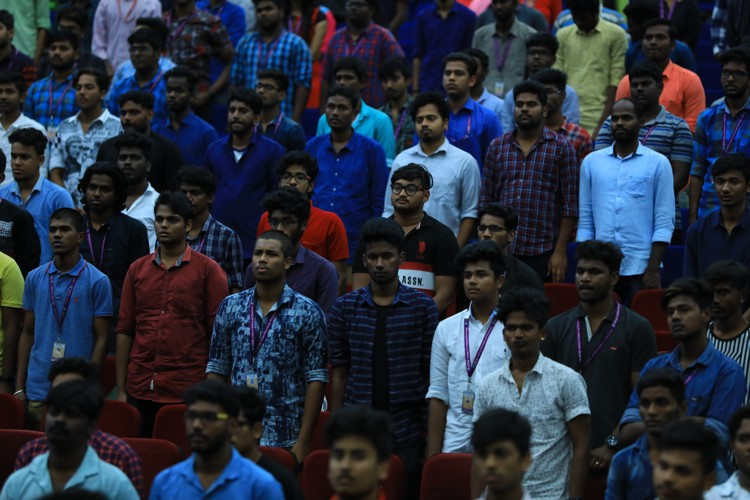 Casttree Audience - Casttree event 2018