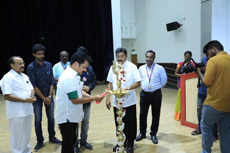 Pandiarajan, Actor - Casttree event 2018
