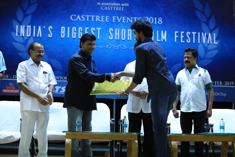 Bhagyaraj & Naveen - Casttree event 2018