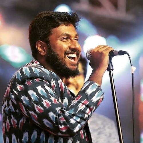 Sudharsan Ram Airtel Super Singer